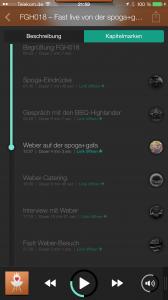 Kapitelmarken Features 1.0.4